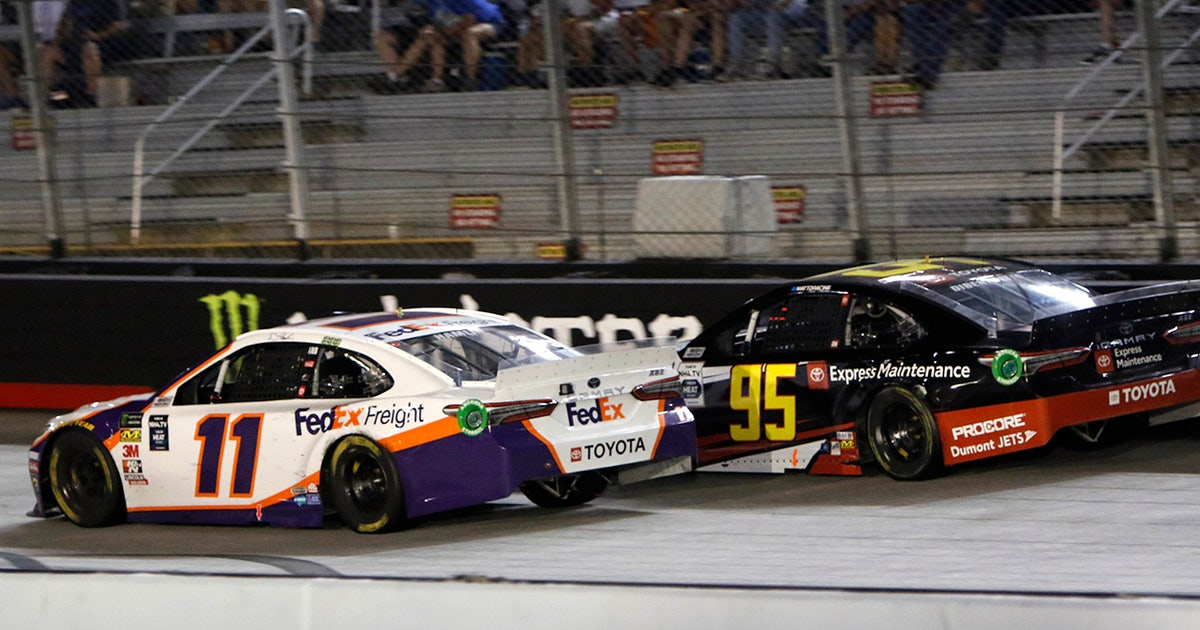 HIGHLIGHTS: Bass Pro Shops NRA Night Race at Bristol