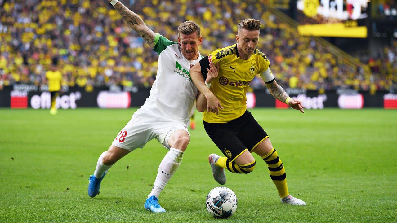 Borussia Dortmund BVB 09 BVB-3D Stickers pour Joueurs