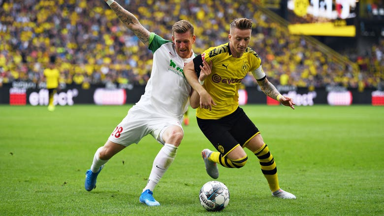 Borussia Dortmund vs. FC Augsburg | 2019 Bundesliga Highlights