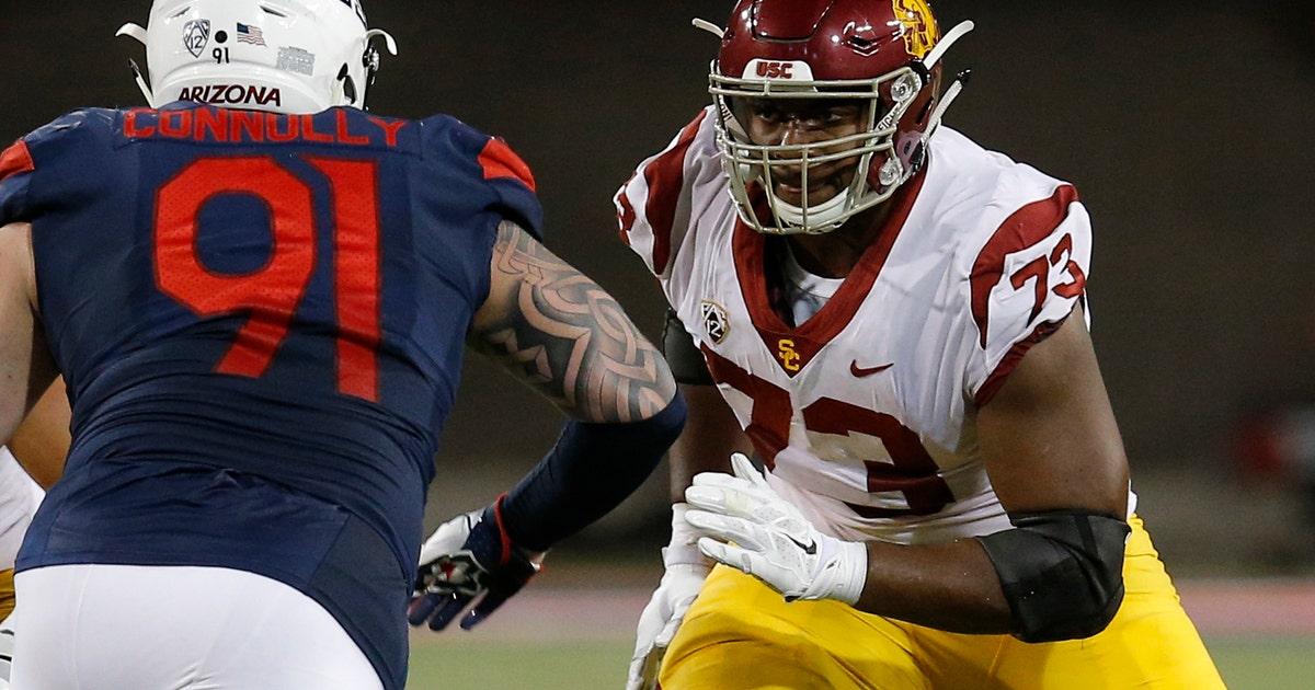 USC's Jackson returns to practice after donating bone marrow   FOX Sports