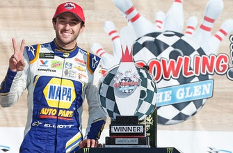 FINAL LAPS: Chase Elliott wins back-to-back at The Glen