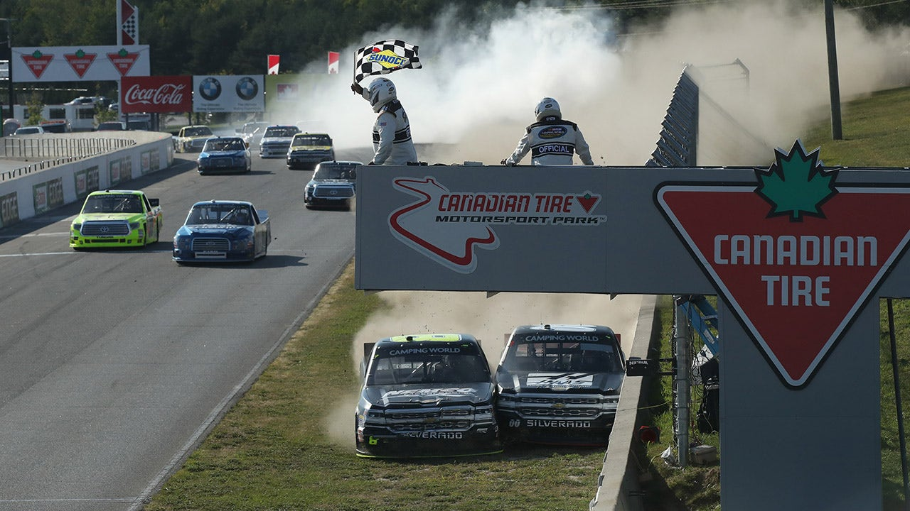 Canadian Tire Motorsport Park has a history of wild moments