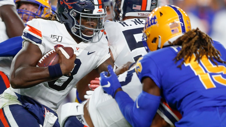Cavaliers ride Perkins, defense to 30-14 win over Pitt