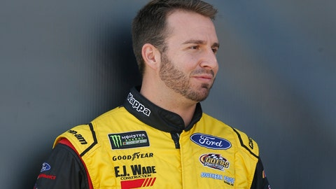 <p>               FILE - This is a Nov. 11, 2018, file photo showing NASCAR driver Matt DiBenedetto in Avondale, Ariz. DiBenedetto says he was told by Leavine Family Racing that he will not be back for a second season with the team in 2020. DiBenedetto is a career-best 23rd in the points standings. (AP Photo/Rick Scuteri, File)             </p>