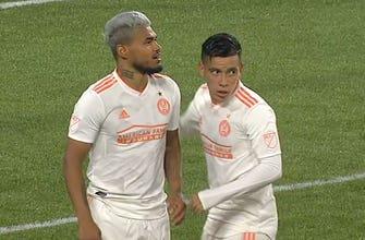 Josef Martínez stunning goal doubles Atlanta Uniteds lead vs. the Portland Timbers | 2019 MLS