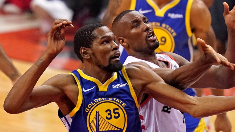 Colin Cowherd thinks KD is telling the truth when he says he doesn't blame Warriors for injury