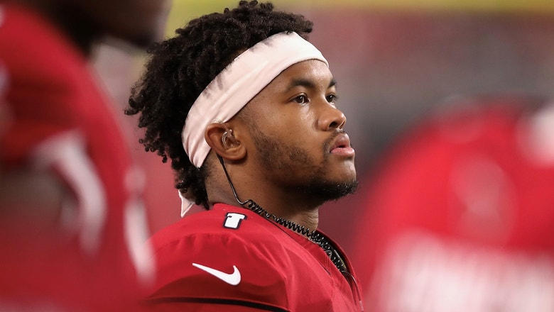 Bucky Brooks defends Kyler Murray after poor performance: 'It's a bigger indictment on Kliff Kingsbury'