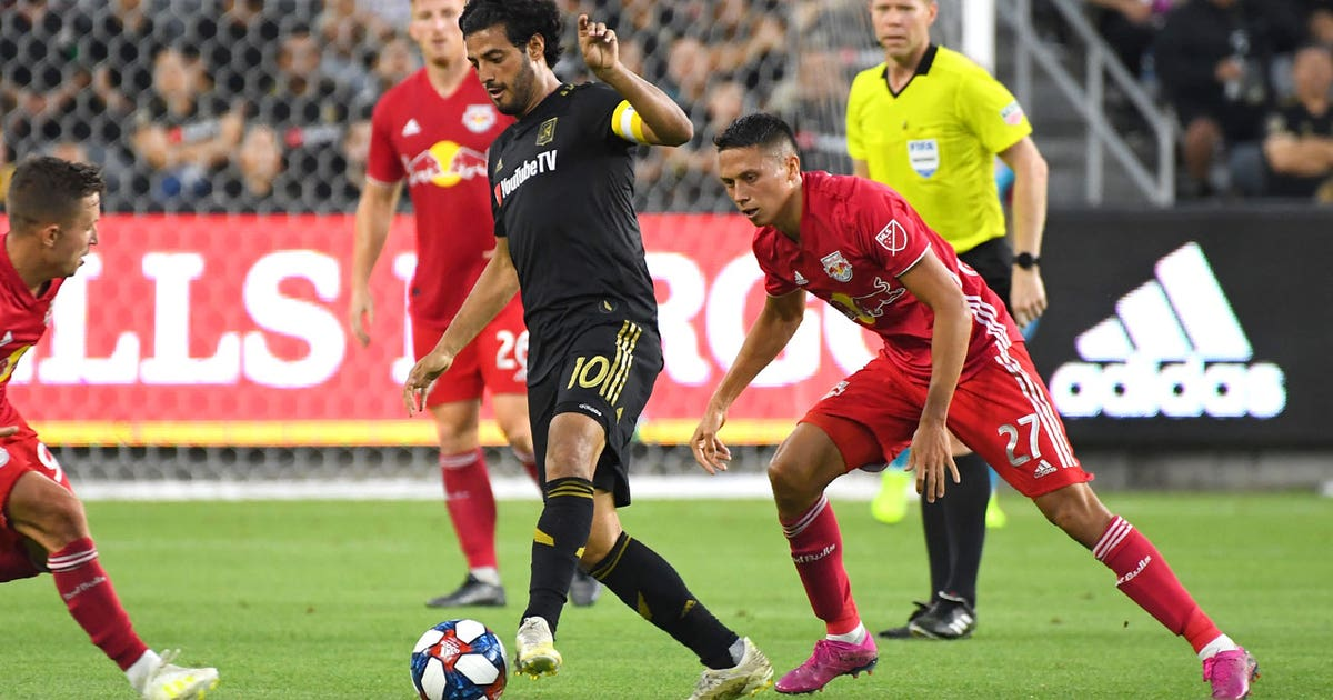 90 in 90: LAFC vs. New York Red Bulls | 2019 MLS Highlights