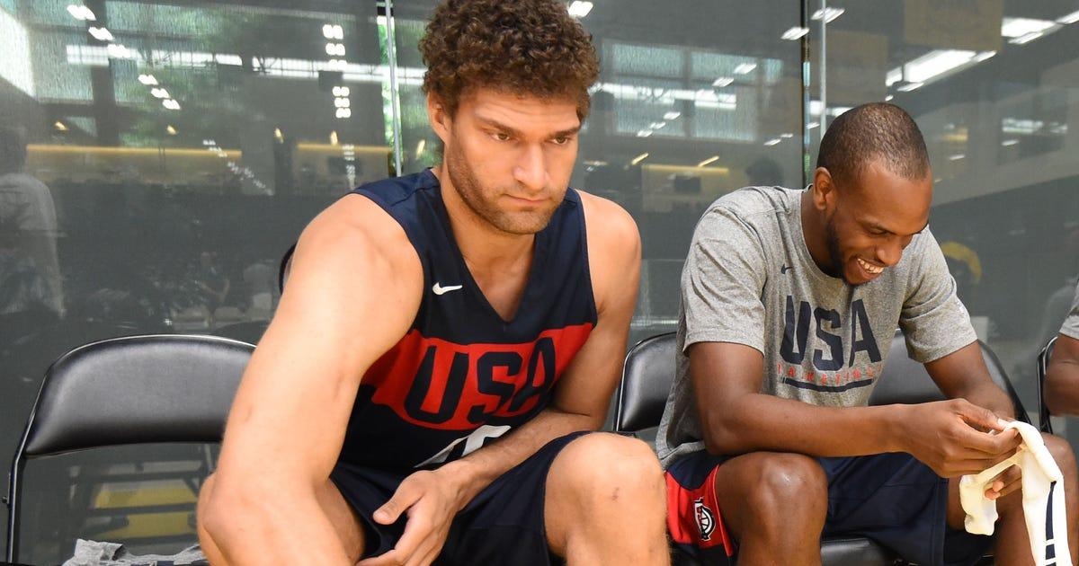 Bucks' Lopez, Middleton make U.S. roster for FIBA World Cup | FOX Sports