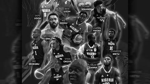 Nigeria Basketball