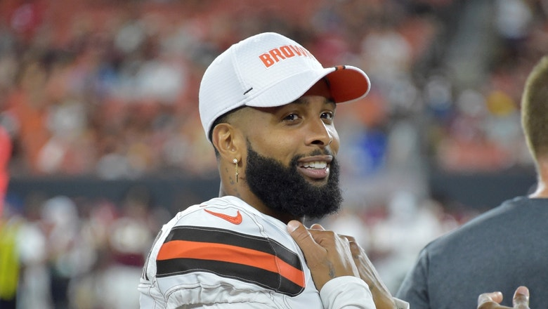 Colin Cowherd: Lack of durability will always prevent OBJ from being an all-time great WR