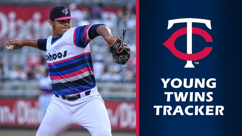 Big week for Twins prospect Graterol: 103 mph on gun, promotion to Triple-A