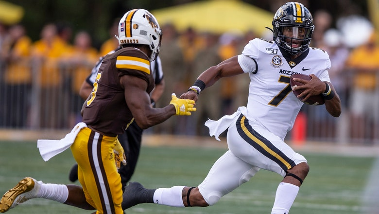 Mizzou upset 37-31 by Wyoming in season opener
