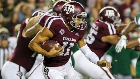 SEC Dark Horse: Kellen Mond, QB Texas A&M