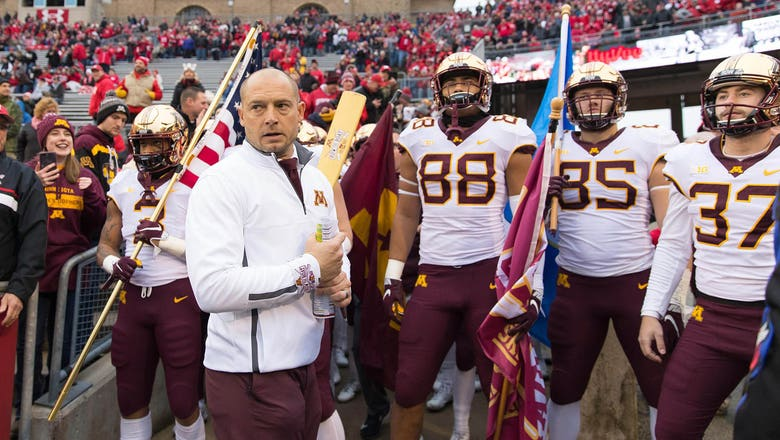 Fleck, Gophers aim to build on promising finish to 2018