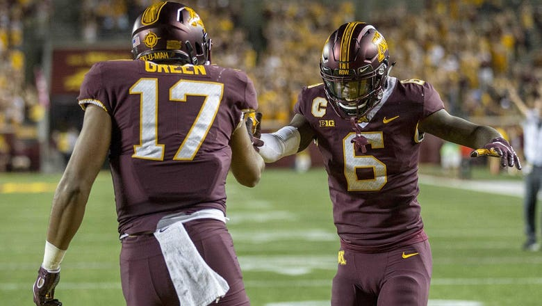 Gophers could arise as Big Ten dark horses in Fleck's third year