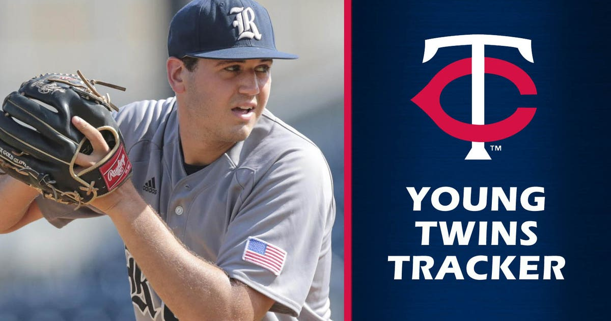 Twins 2nd-round pick Canterino flourishing in first year as a pro | FOX Sports