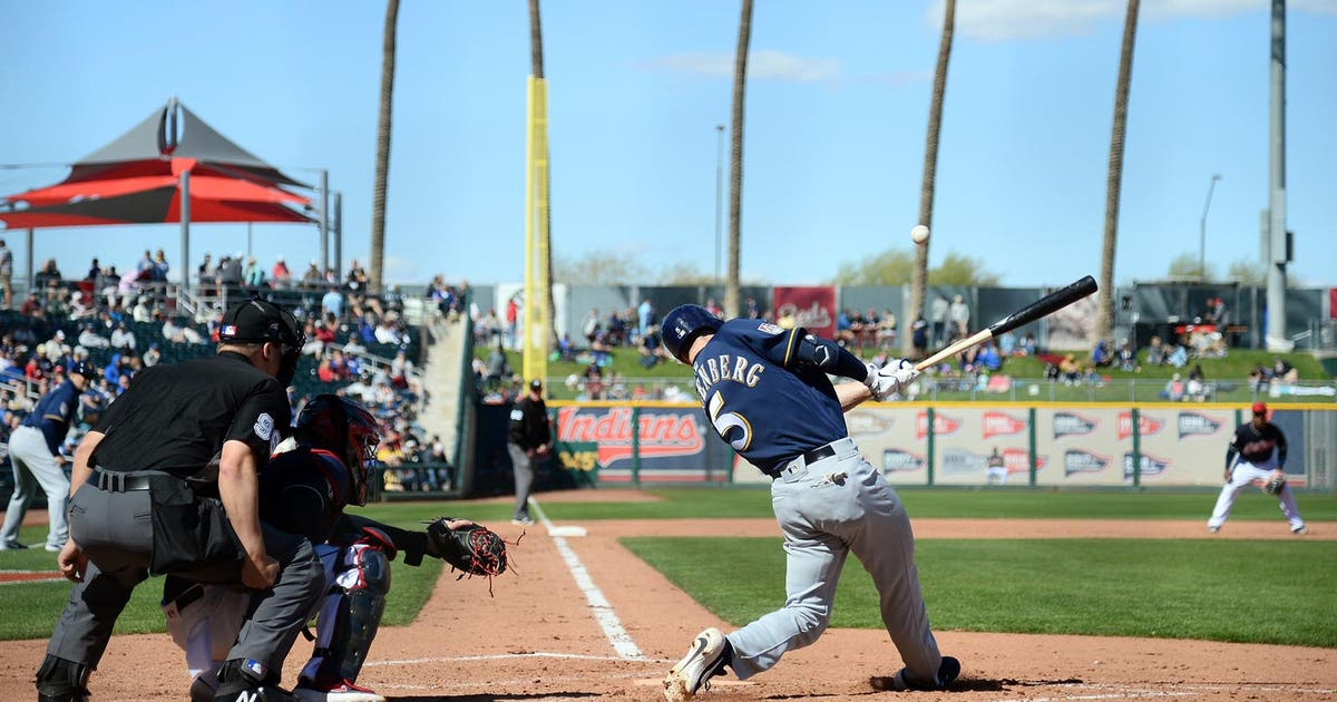 Brewers release 2020 spring training schedule | FOX Sports