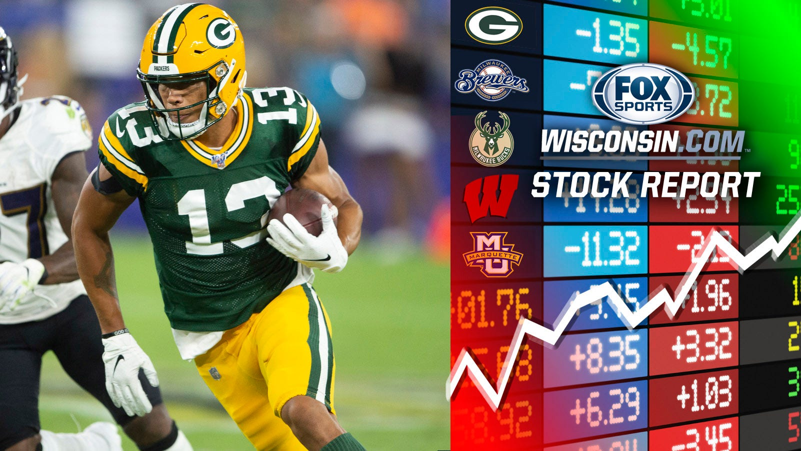 Packers Wr Lazard Making Name For Himself During Preseason Fox Sports
