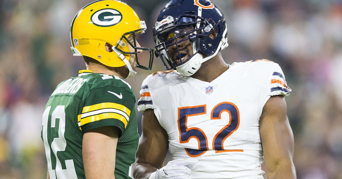 NFC North preview: Rodgers, LaFleur aim to dethrone Bears atop division | FOX Sports