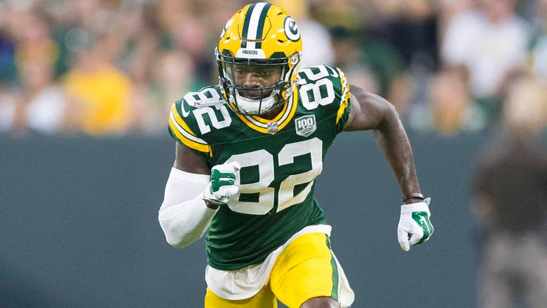 Packers WR J'Mon Moore cited in crash for driving too fast