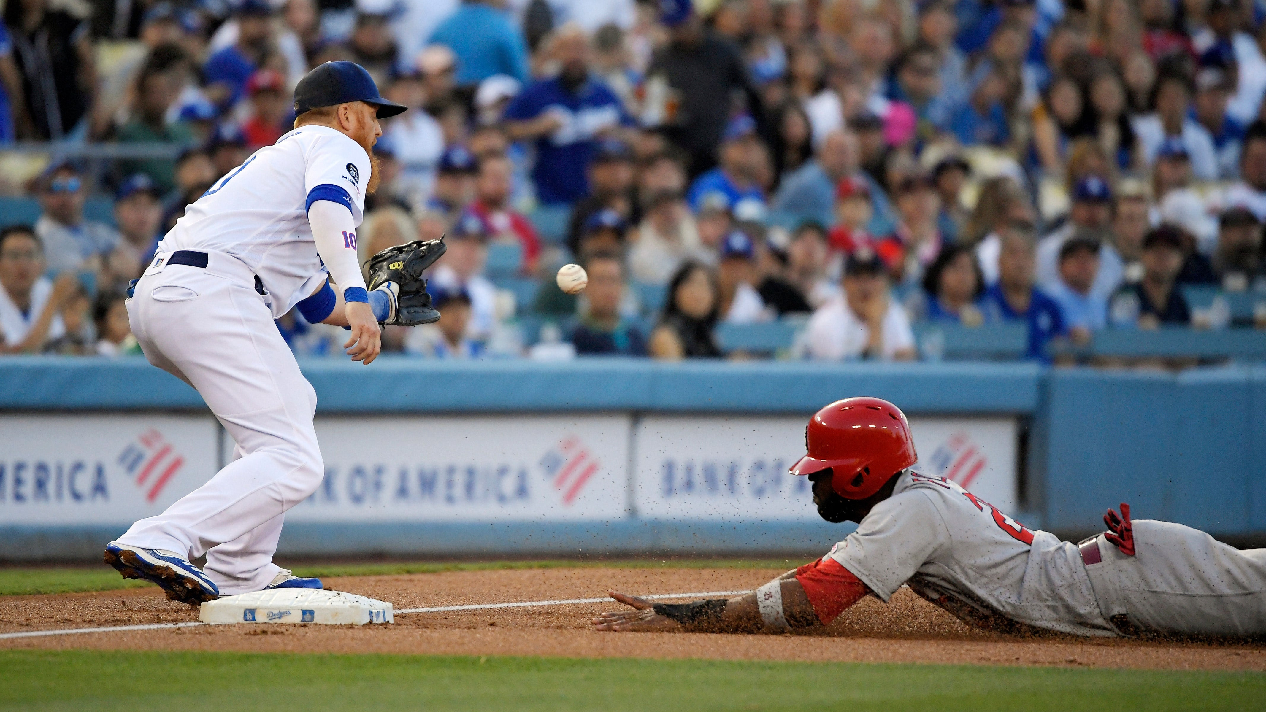 97fc77bc Cards struggle to find clutch hits, fall to Dodgers 3-1   FOX Sports