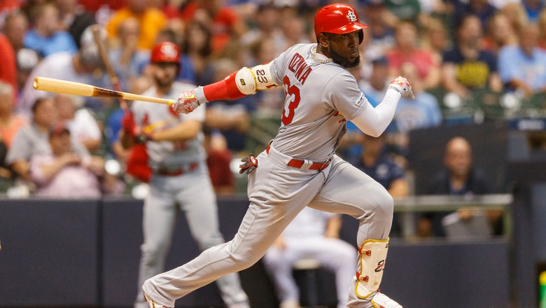 Ozuna turns down qualifying offer from Cardinals