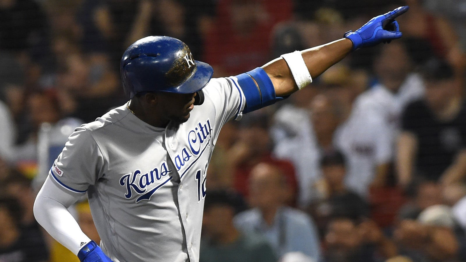 reputable site 4a0dd 500a2 Soler's offensive barrage earns him AL Player of the Week ...