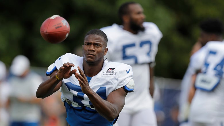 Colts rookie Ya-Sin makes an impression against highly touted Browns offense