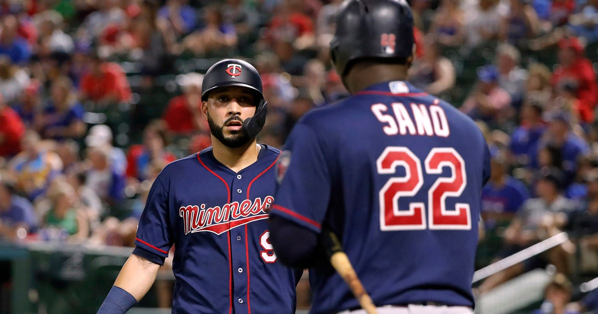 Minnesota Twins add to division lead with 12-7 win over Texas Rangers