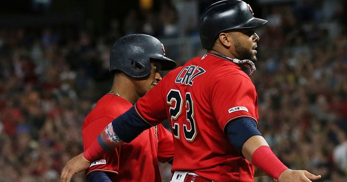 Nelson Cruz powers Minnesota Twins to 14-4 win over Chicago White Sox