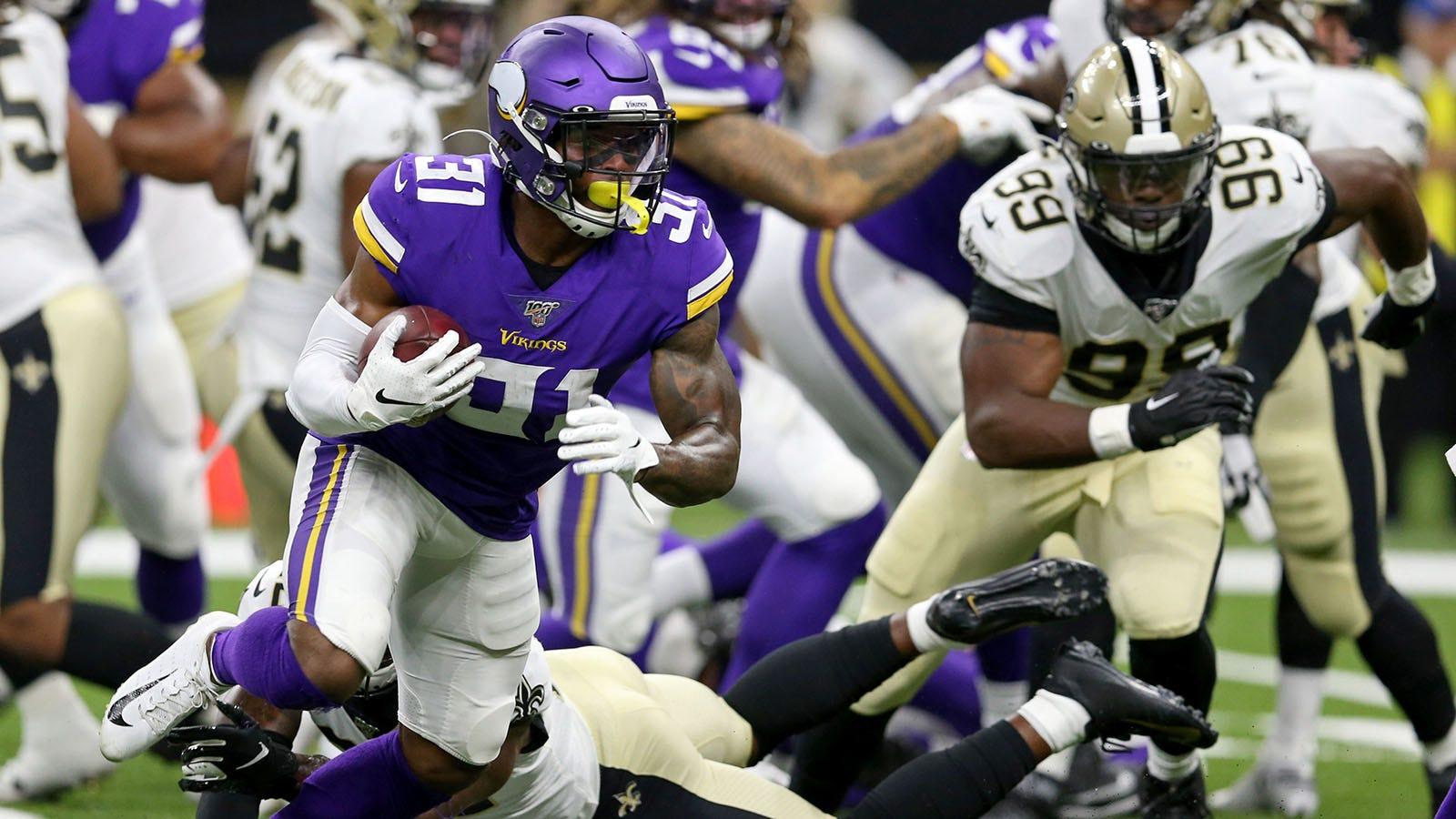 b00dc86e Minnesota Vikings assessing RB depth, keeping Dalvin Cook fresh
