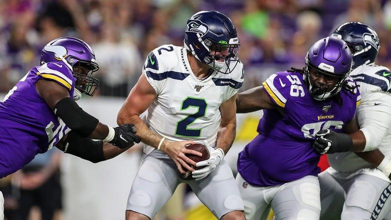 PHOTOS: Vikings vs. Seahawks