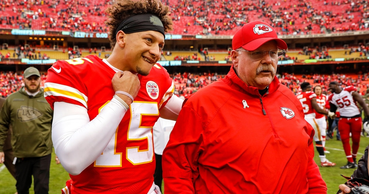 Colin Cowherd: Departure of Tom Brady will open the gate for Patrick Mahomes-Andy Reid dynasty