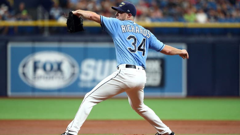 Ji-Man Choi delivers for the Rays, take series from Tigers in 9th inning comeback