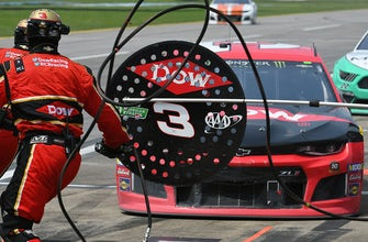 Road Warriors: Meet the guys who go over the wall for Austin Dillon
