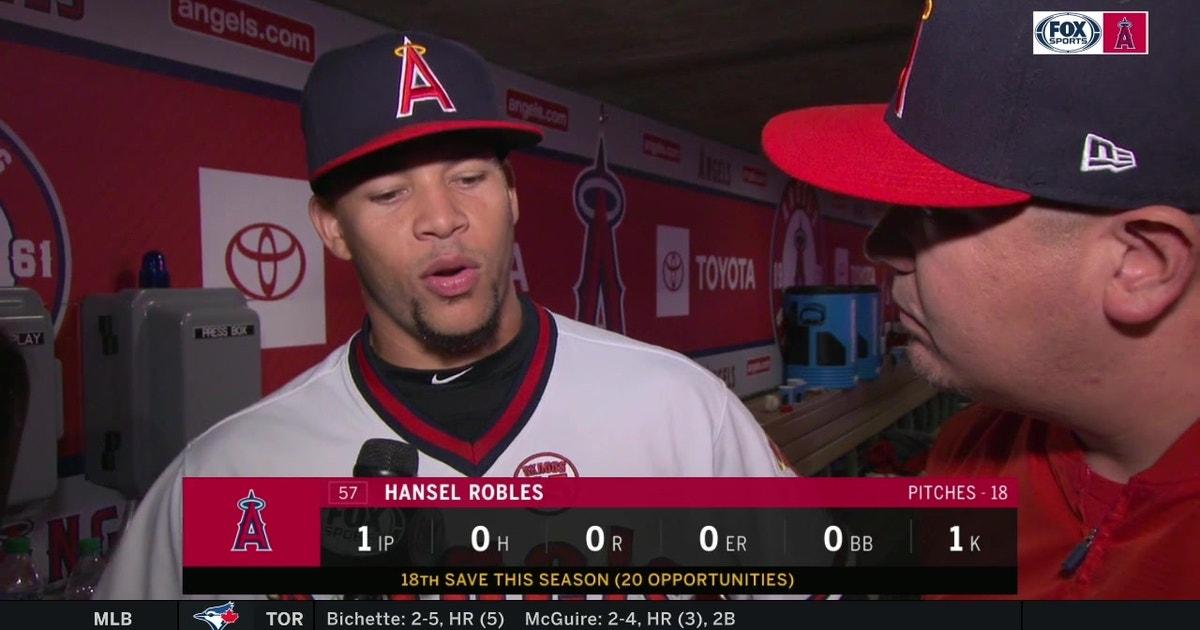 Robles talks his keys to success