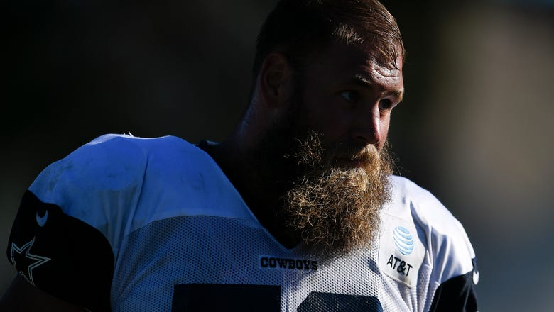 Former Badger lineman Travis Frederick retires