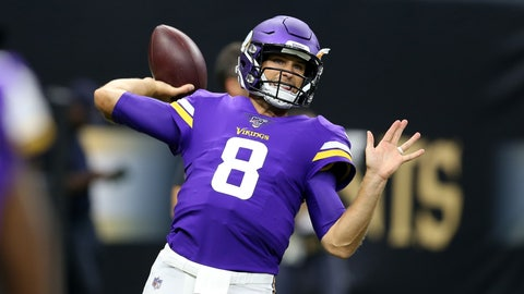 NFL: Preseason-Minnesota Vikings at New Orleans Saints