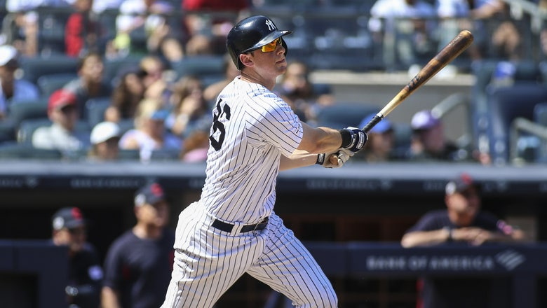 Indians surrender four home runs in 6-5 loss to Yankees