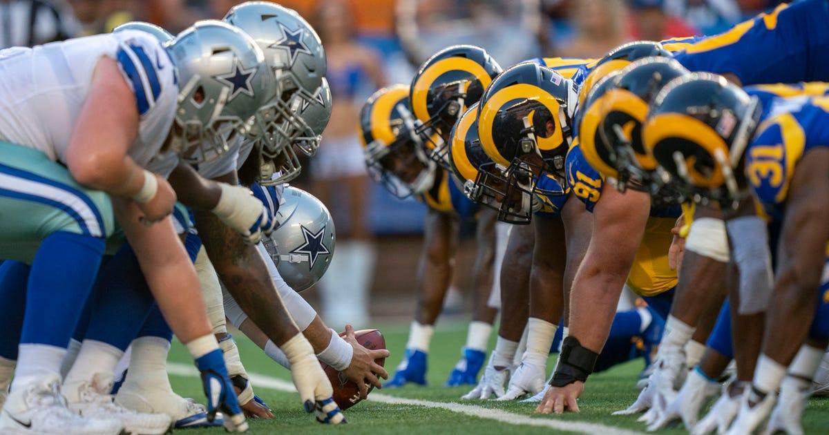 Cowboys edge Rams 14-10 in preseason game in Hawaii | FOX Sports