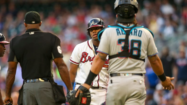 Marlins can't contain Freddie Freeman, fall to Braves 5-1