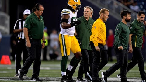 Packers to release former second-round pick S. Jones