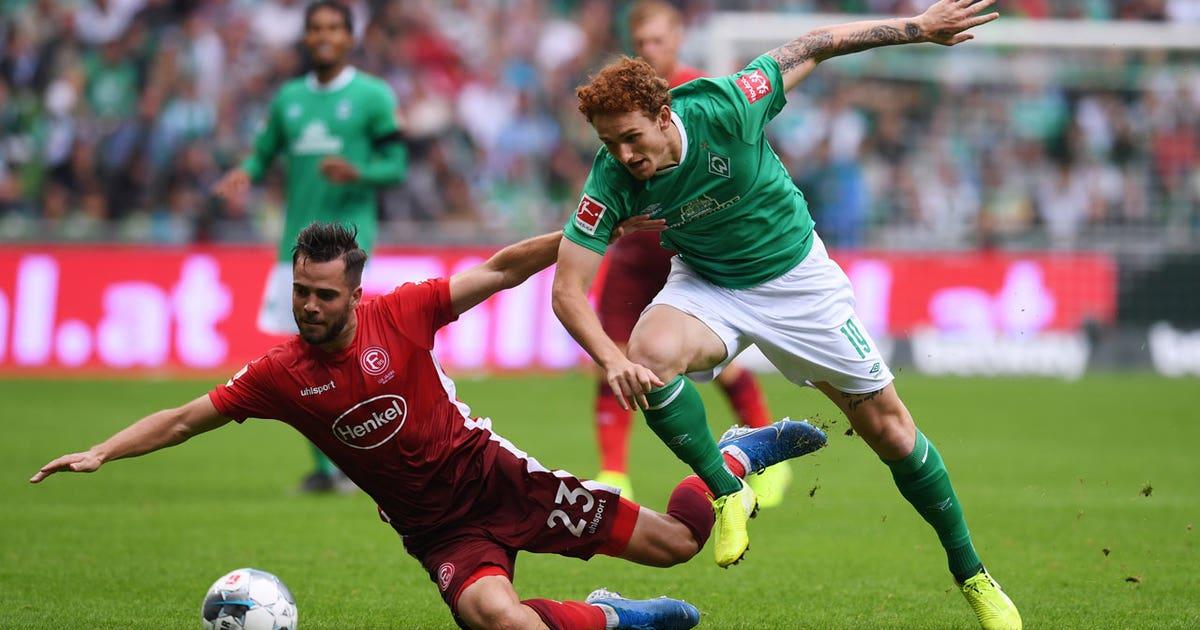 Werder Bremen vs. Fortuna Dusseldorf | 2019 Bundesliga Highlights