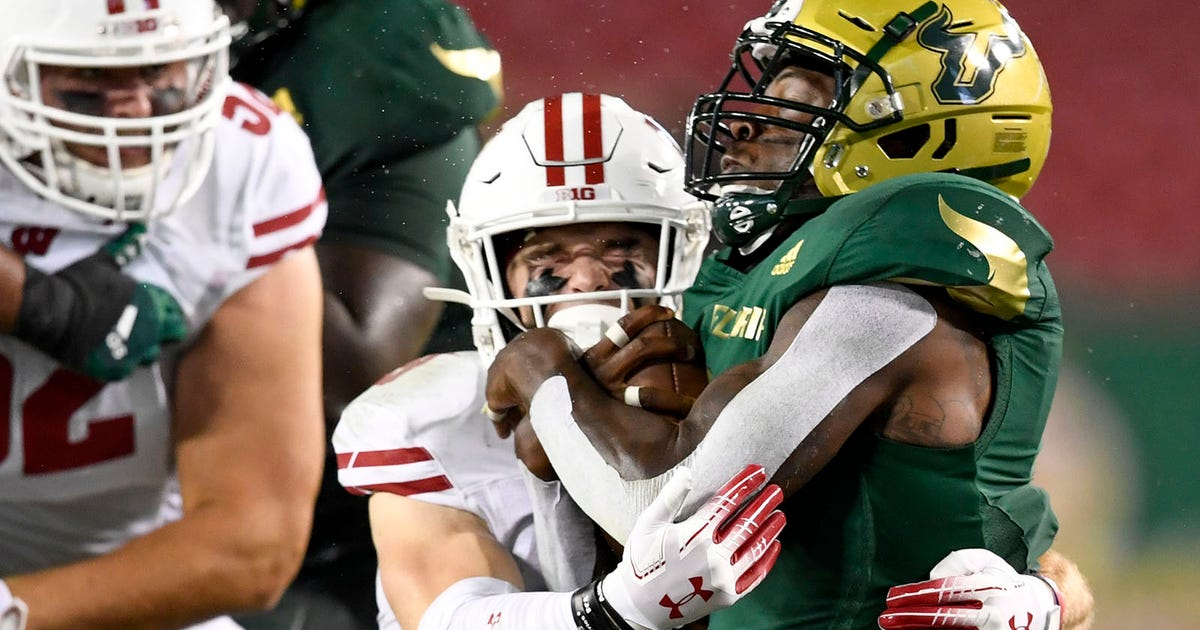 Not every AP top-25 voter impressed with Wisconsin Badgers' big victory