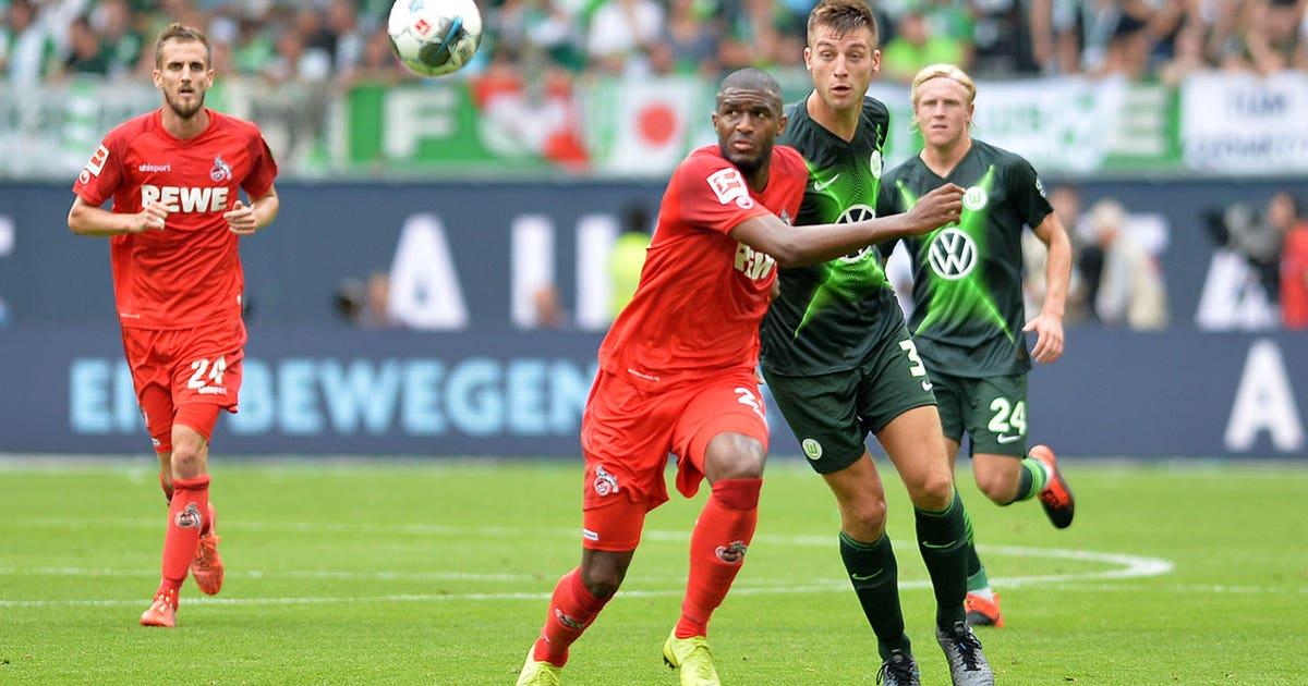 VfL Wolfsburg vs. 1. FC Köln | 2019 Bundesliga Highlights