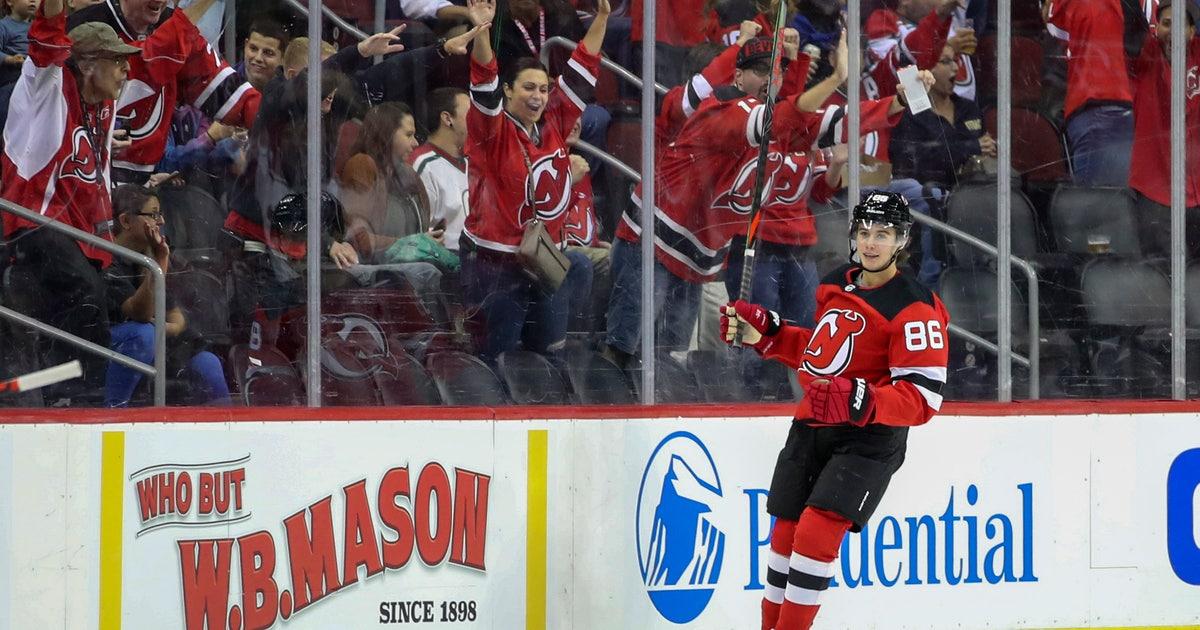 Hughes powers Devils past Rangers for preseason win   FOX Sports