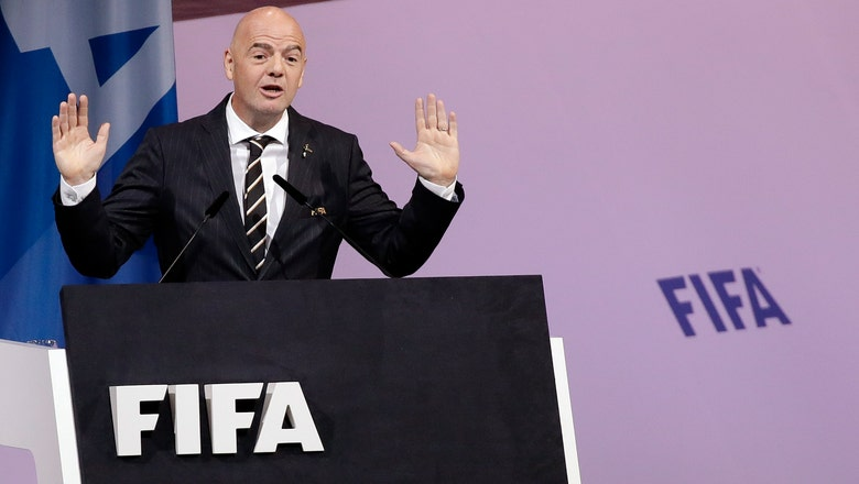 Infantino: Iran has assured that women can attend qualifier