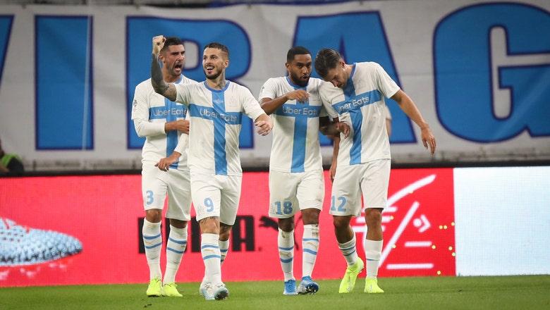 Benedetto scores again as Marseille beats Saint-Etienne 1-0