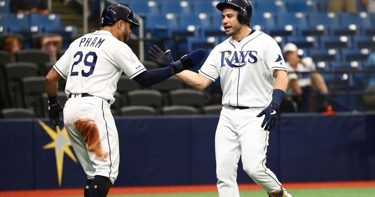 Baltimore Orioles 4, Tampa Bay Rays 2